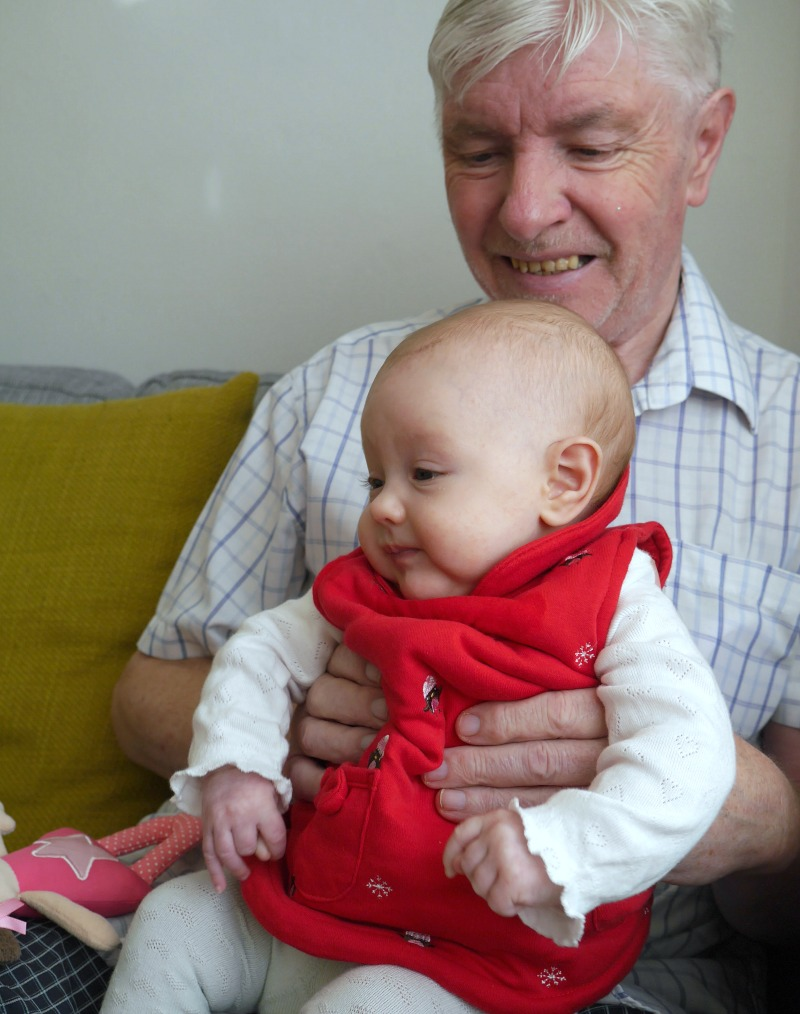 Dad and Flo