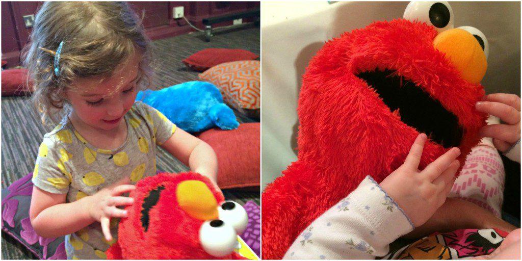 Elmo toy, Furchester Hotel