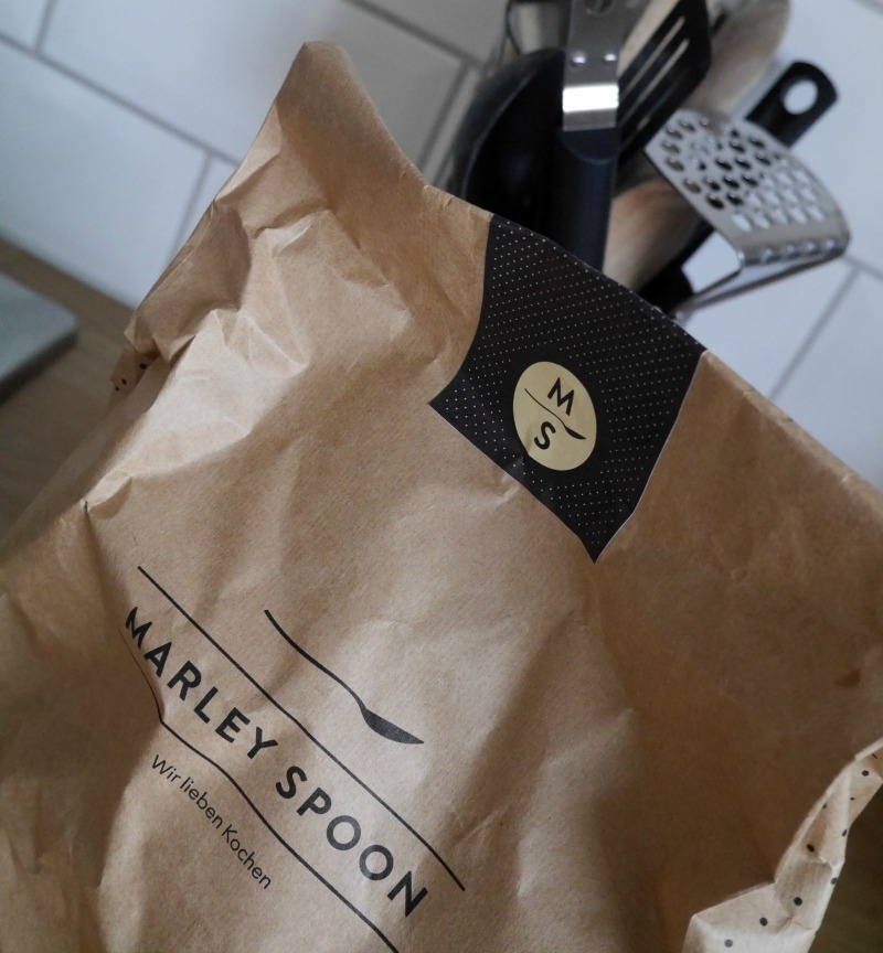 Review of Marley Spoon food delivery service
