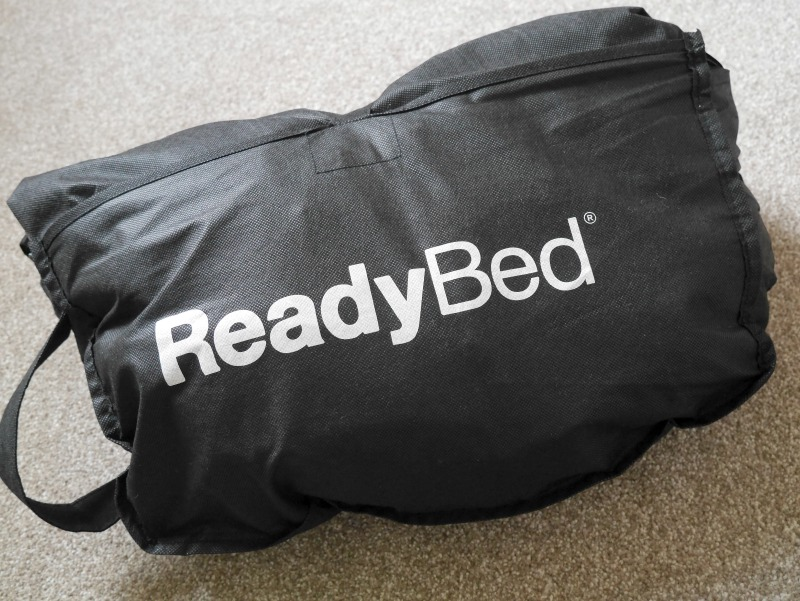 ReadyBed folded