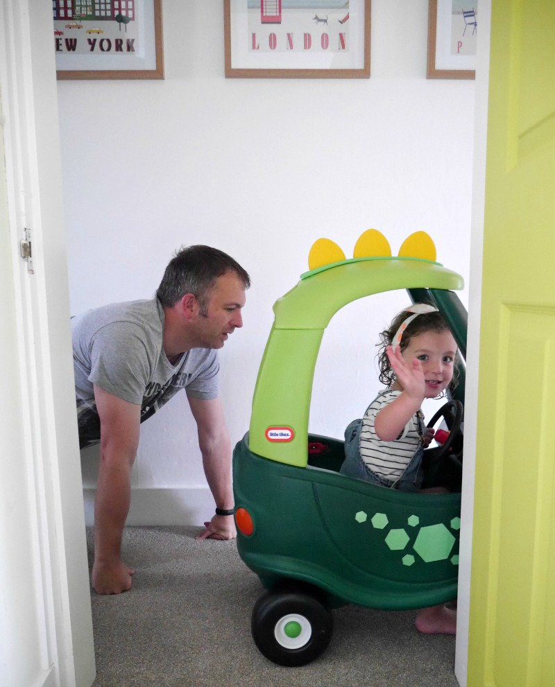 A Weekend Drive With Little Tikes A Baby On Board Blog