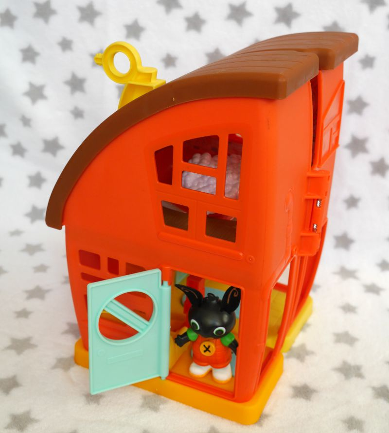 Bing's play house review - folded