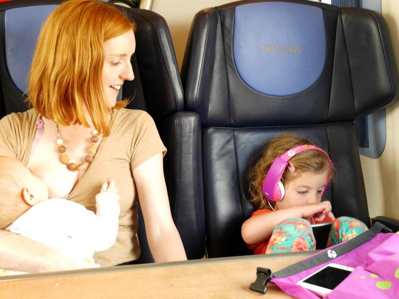 Breastfeeding in public - how do you feel about it?