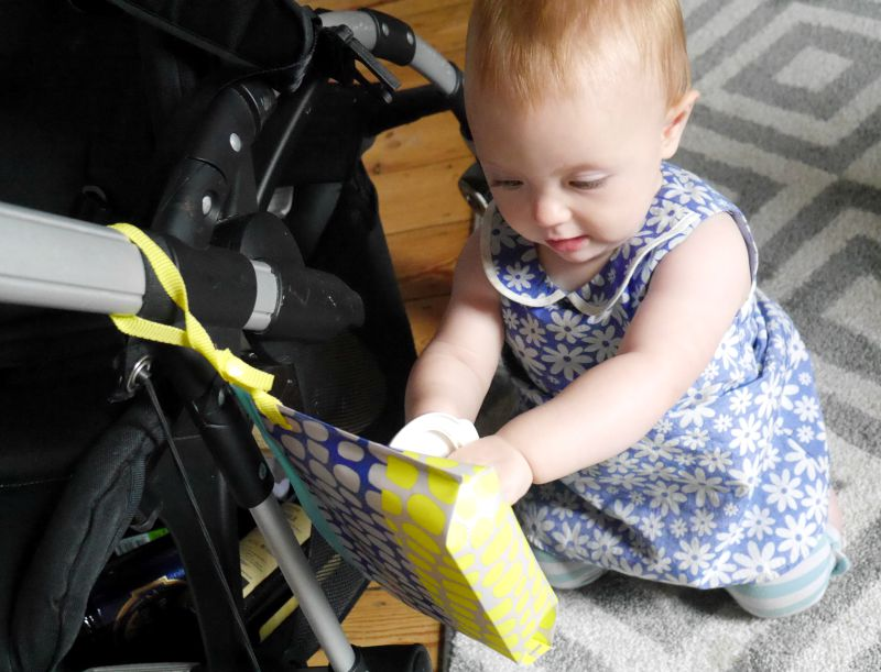Huggies Wipes Style on the Go