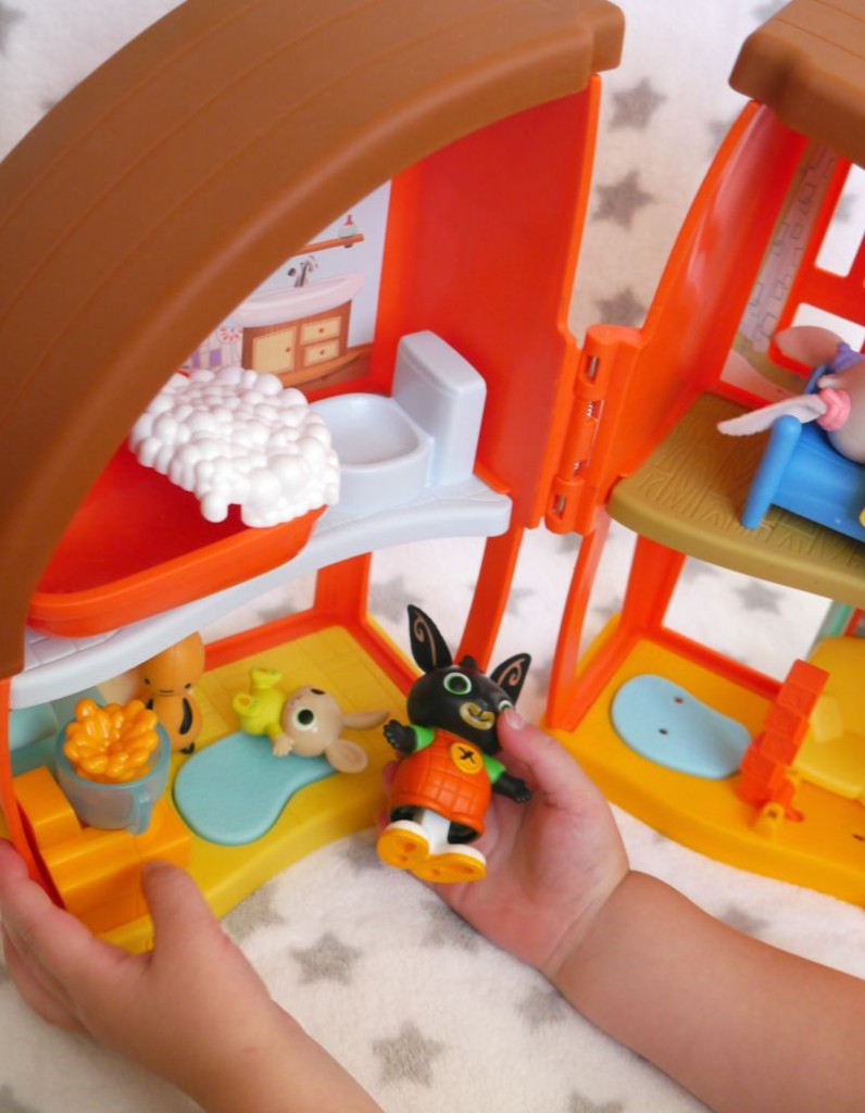 The Bing House from Fisher Price