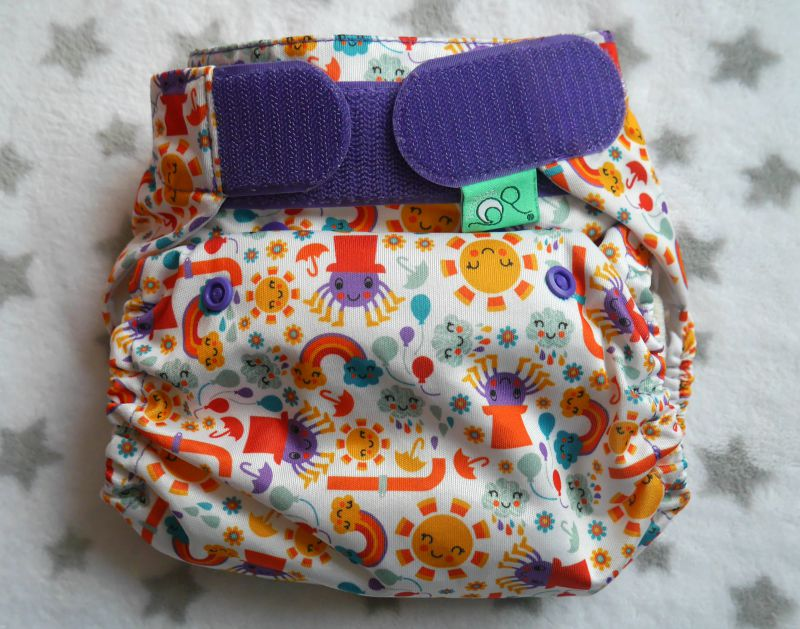 TotsBots nappy cover