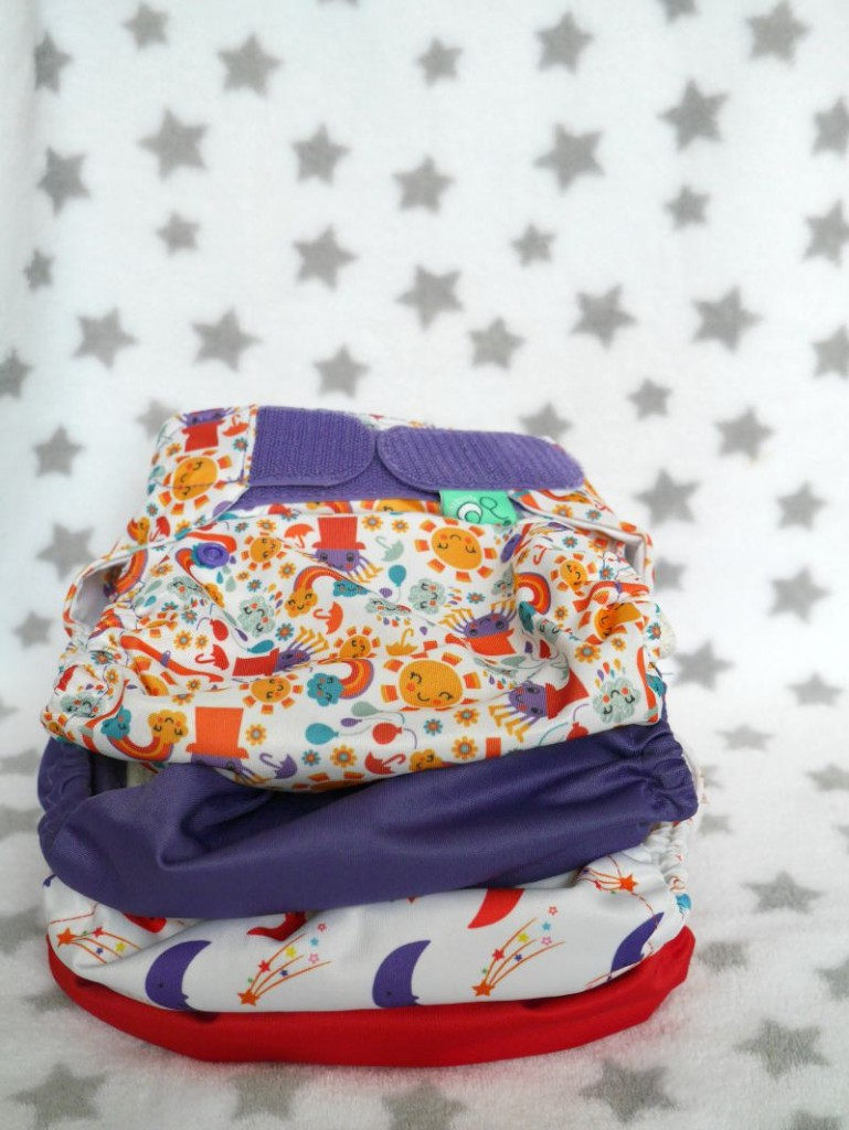 Cloth nappy patterns
