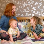 Buy the biggest bed you can: the secrets of co-sleeping parents