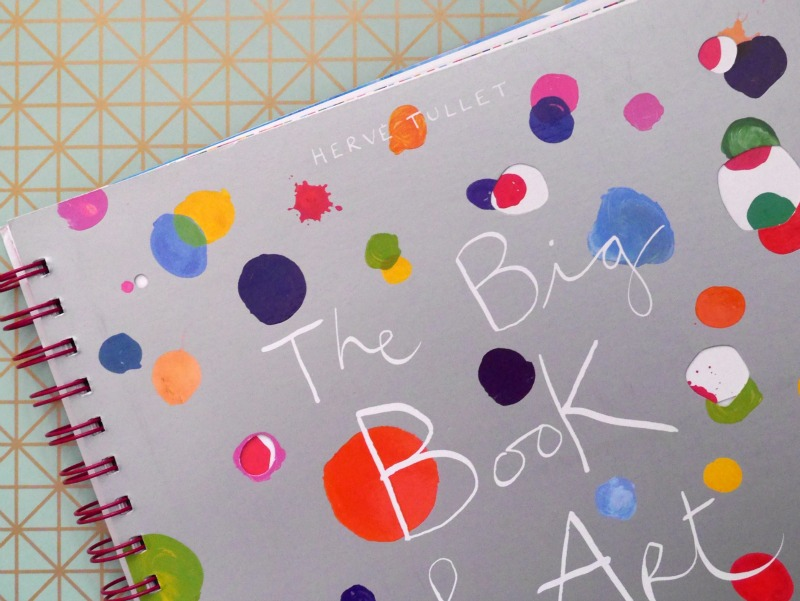 The Big Book of Art for children