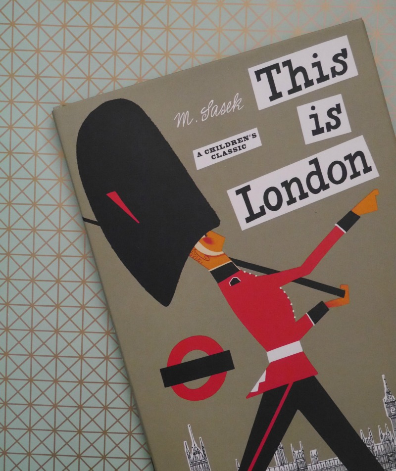 This is London book for children