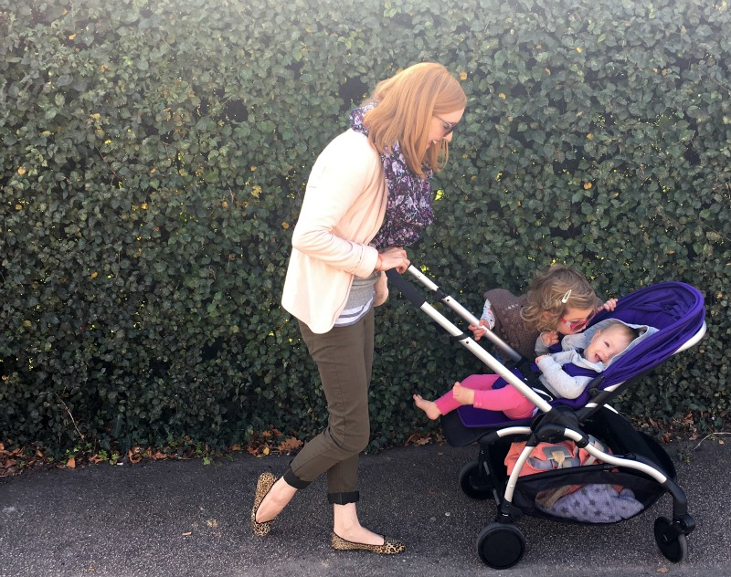 iCAndy Raspberry pushchair review