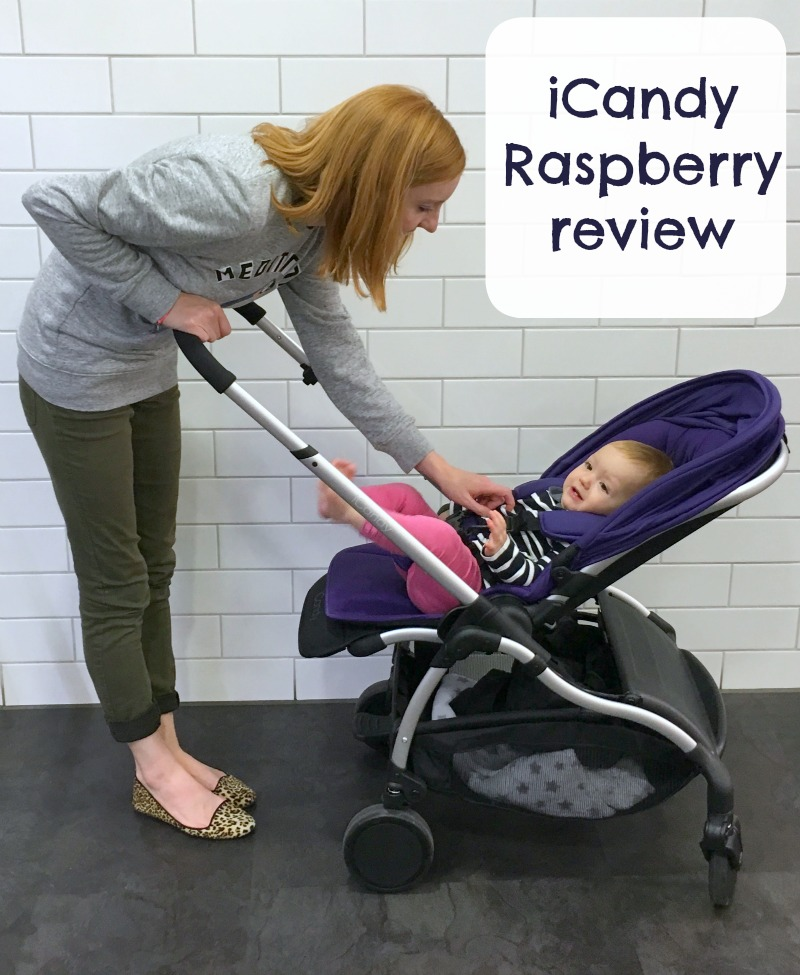 iCandy Raspberry pram review: the ultimate lightweight urban pram for city living?