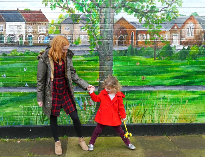 Gayle coat parka from Joules - review