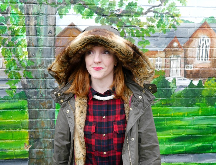 Joules waterproof gayle parka review