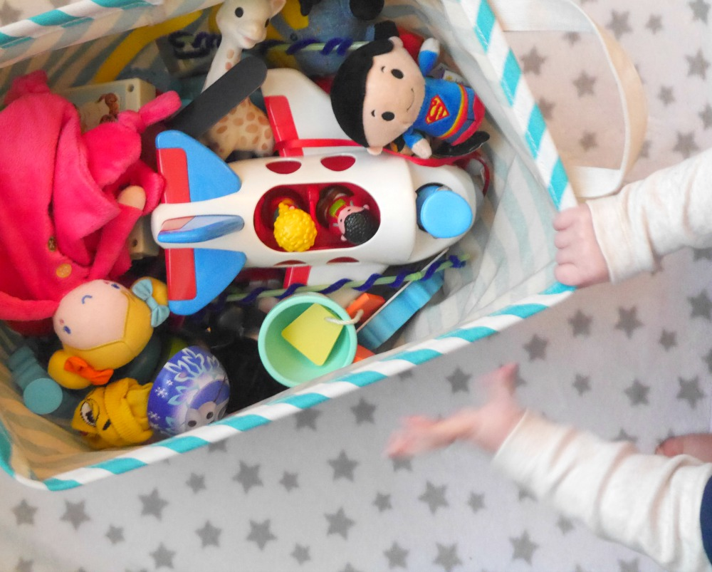 Marie Kondo and the life changing magic of messy children