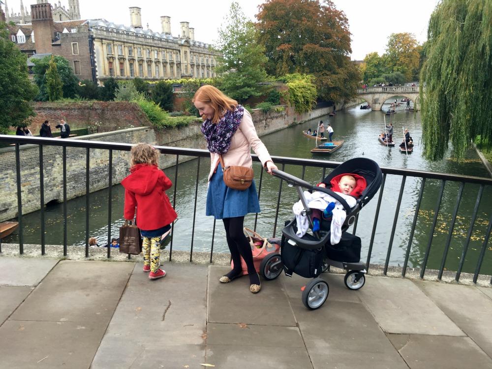 River Cam - punting in Cambridge