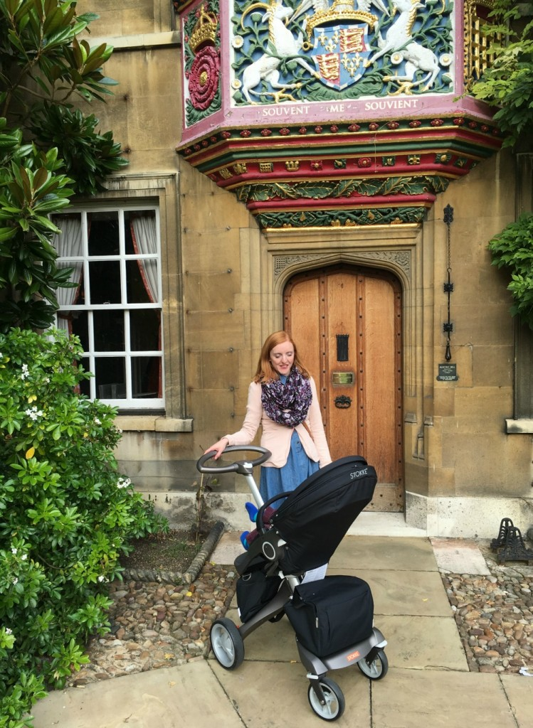 Stokke Xplory review - Stokke Xplory stroller buggy pram in Cambridge