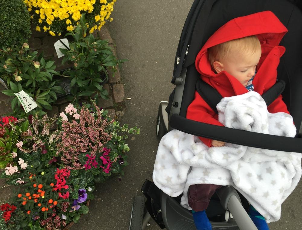 Stokke Xplory buggy - on the go