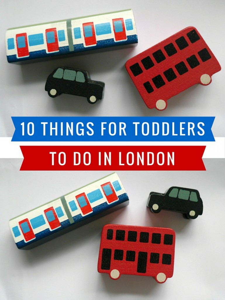 10 of the best things for toddlers to do in London - great list of activities and days out in London, read the full list on www.ababyonboard.com (love #2!)
