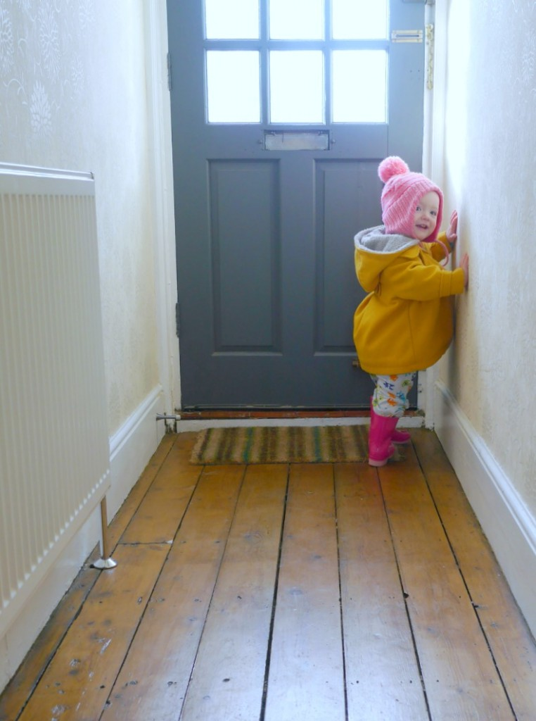 Why it's so hard to leave the house with small children - 500 reasons why