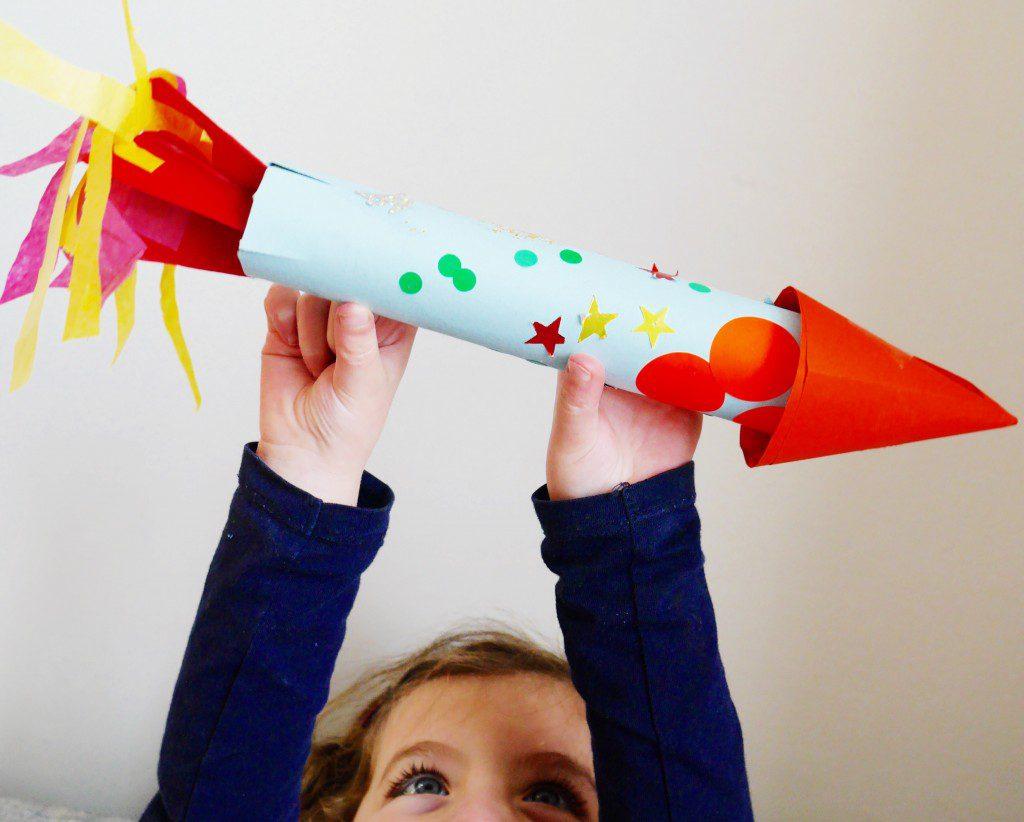 Children's rocket