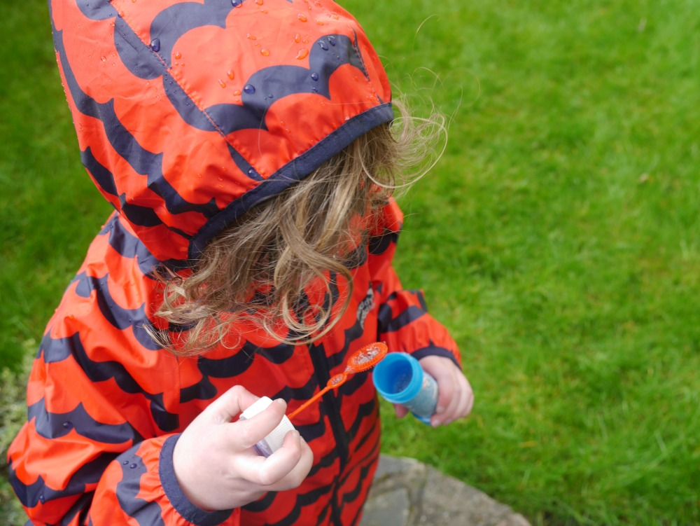 Muddy Puddles raincoat review