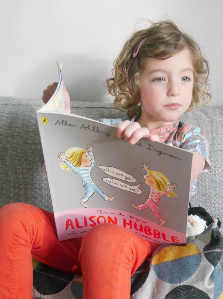 Review of children's classic book The Story of Alison Hubble