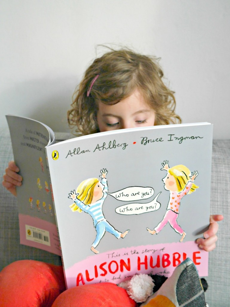 Story of Alison Hubble by Alan Ahlberg
