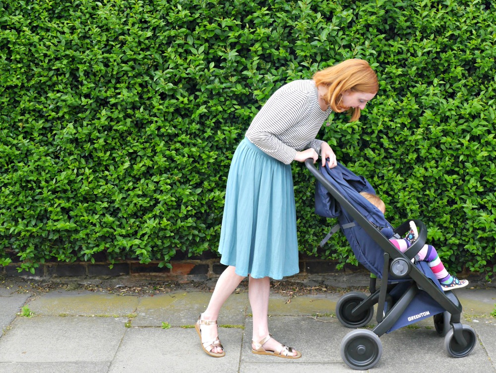 Greentom review - eco stroller review