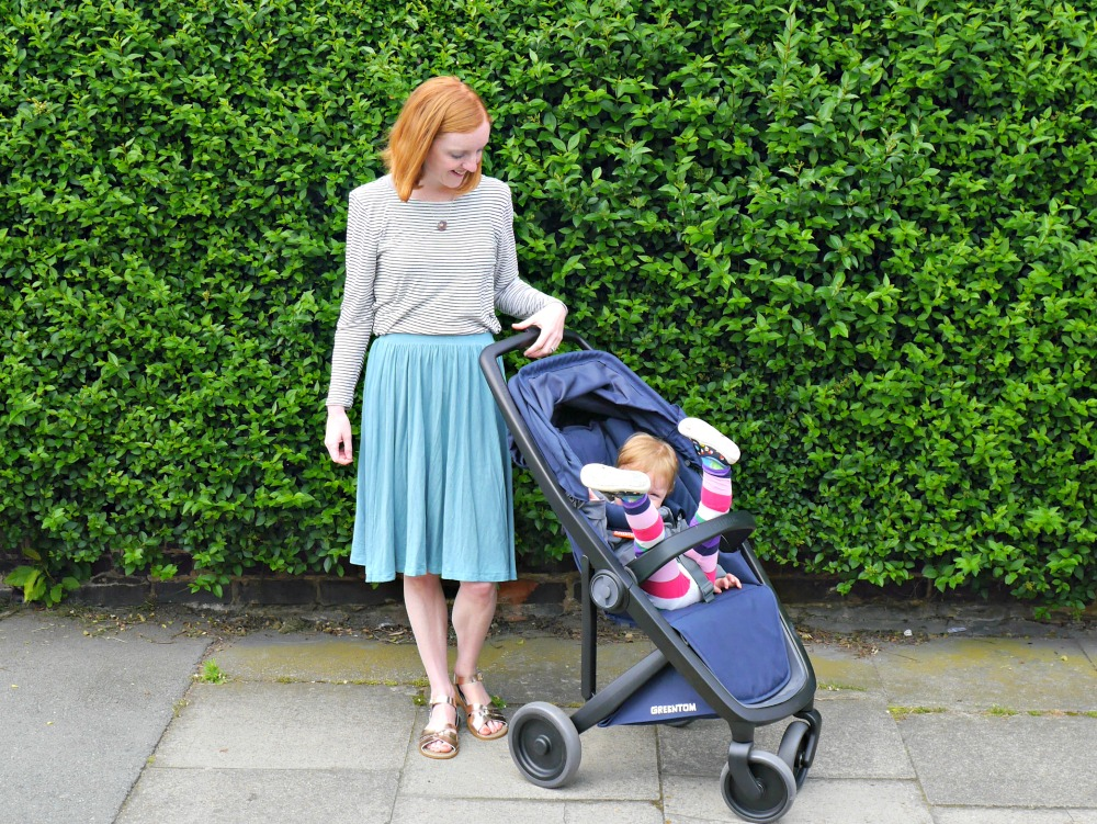 Greentom review - Upp classic eco buggy