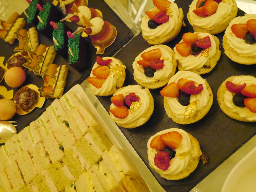 Afternoon tea at The Spatisserie Dorchester Spa