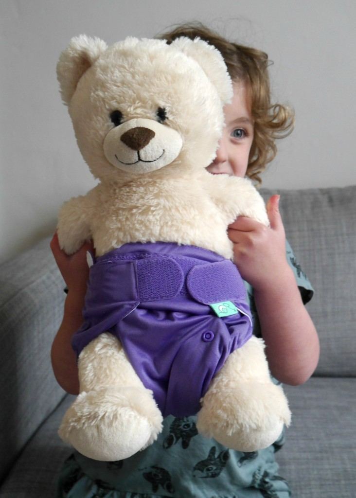 TotsBits easy fit review - how good are these new reusable nappies?