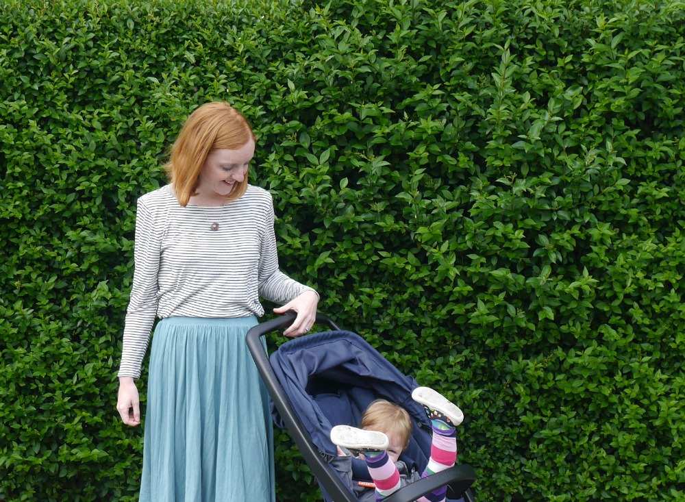 Greentom Upp review - we test out the Greentom Upp classic eco stroller