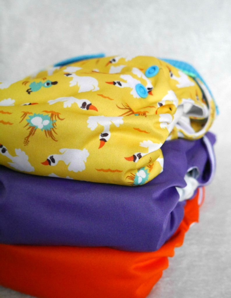 Cloth diaper review - TotsBots Easy Fit nappies - how good are they?