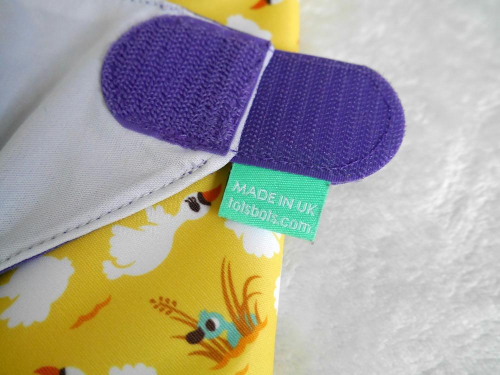 Totsbots cloth nappies