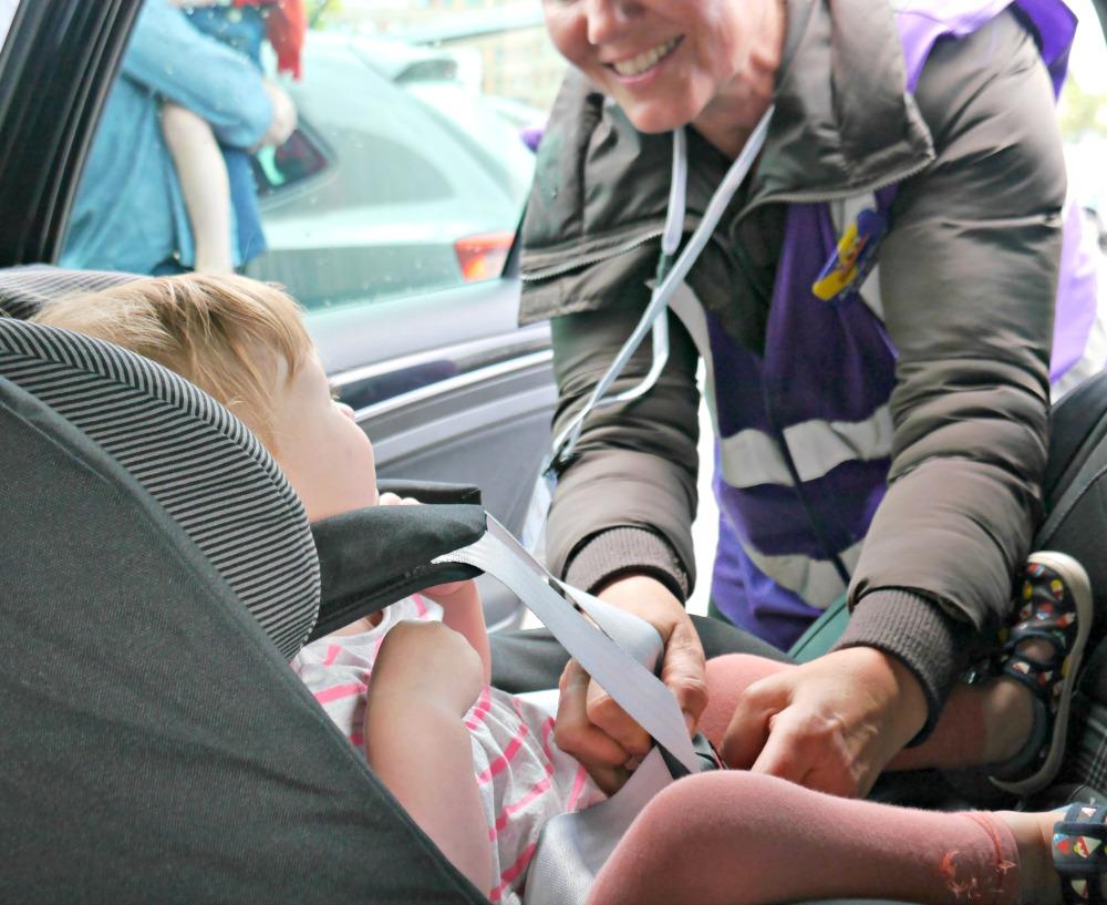Good Egg Safety car seat checks