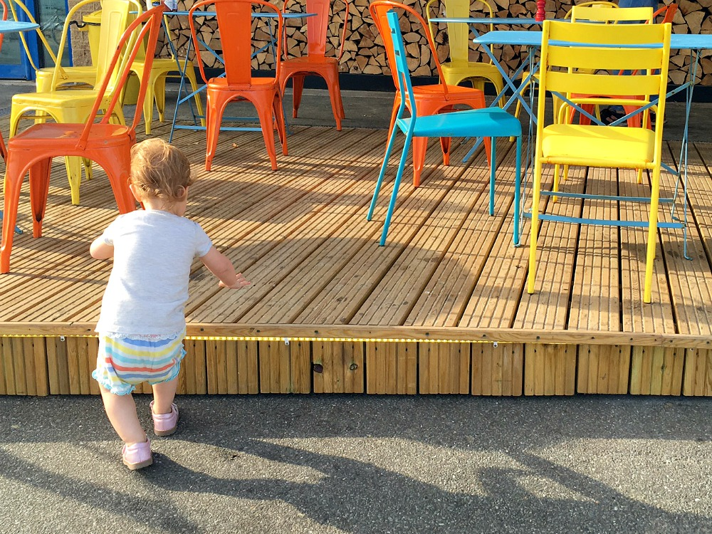 Two things to know if your child is having a public tantrum