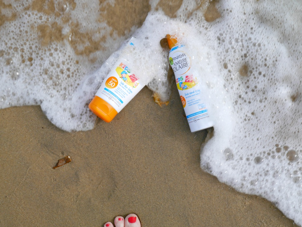Ambre Solaire new sun cream for children