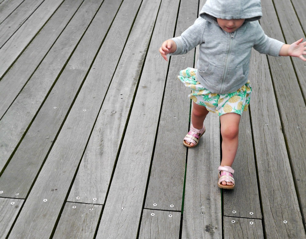 Shocking second child omissions - things my second child has never experienced