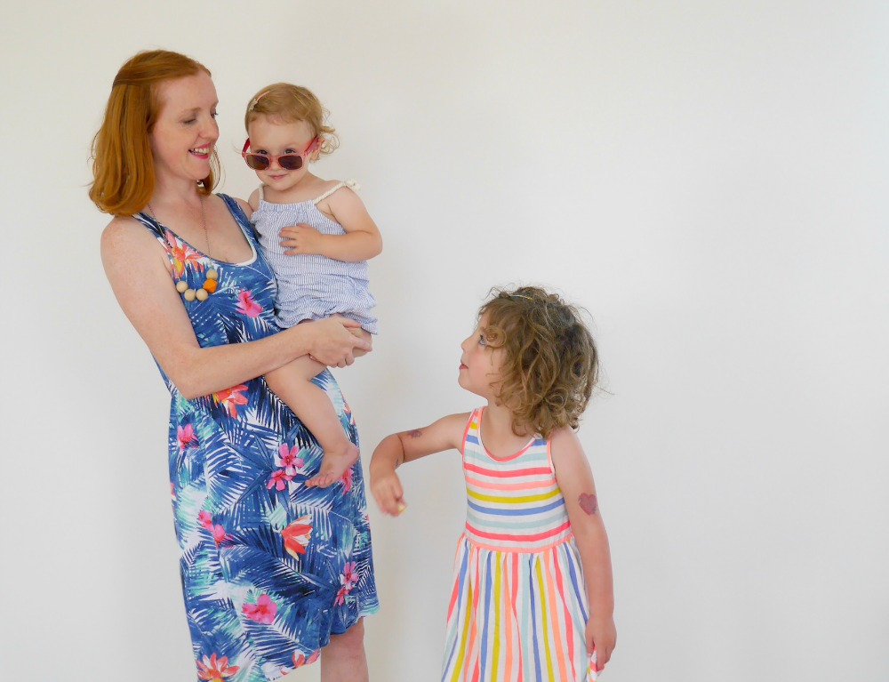 The battle to get toddlers and pre-schoolers dressed