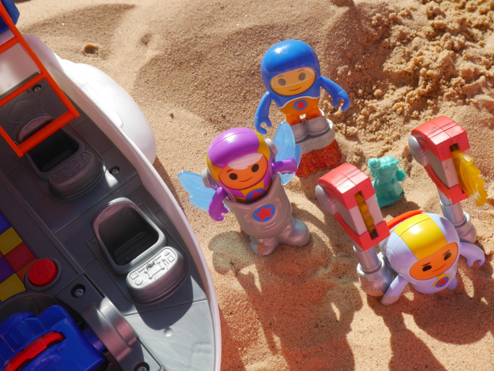 on tour with the go jetters