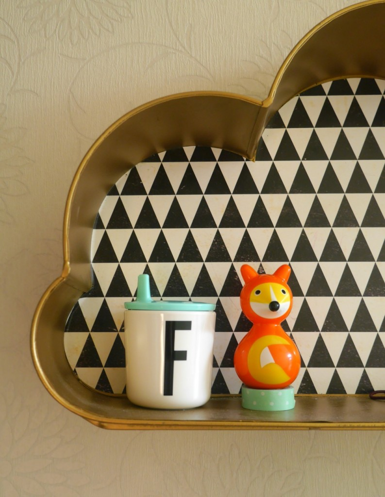 Presents for two-year-olds - Design Letters cups