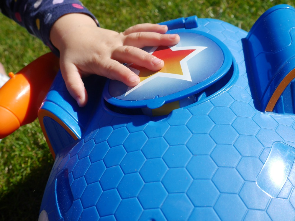 To view of the Go Jetters jet pad toy review