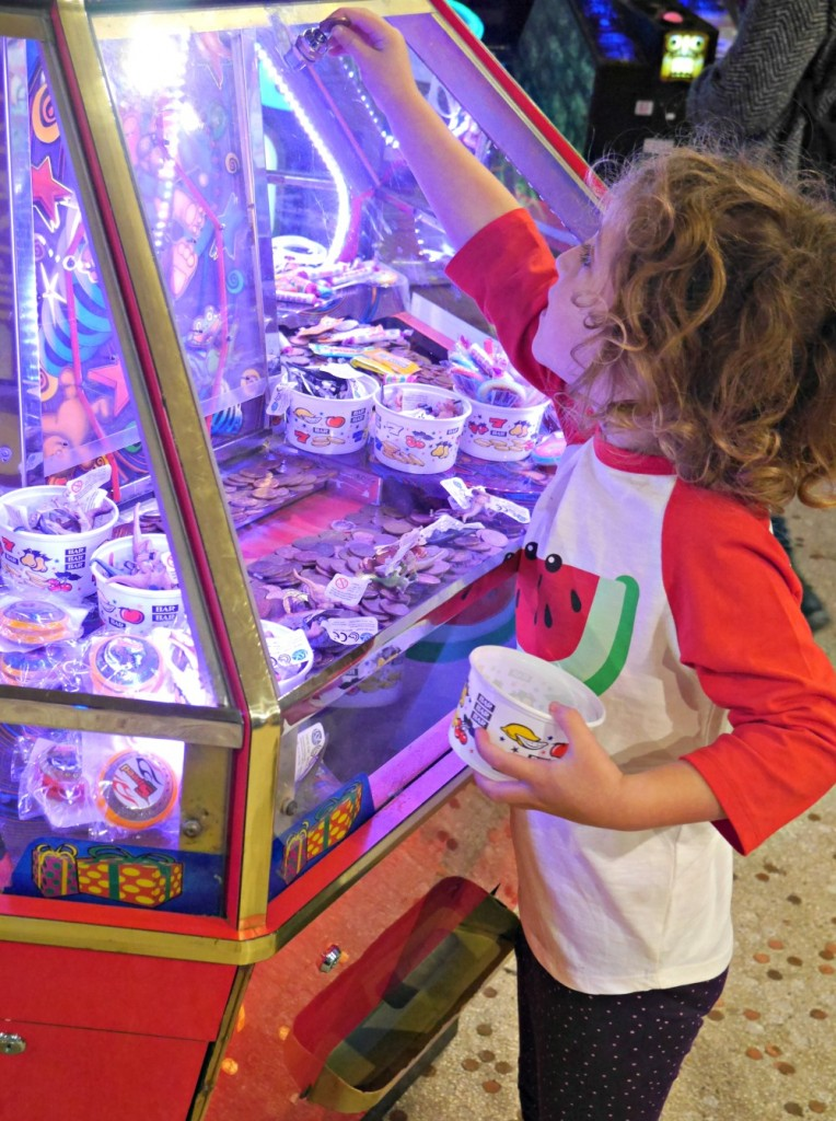 Dreamland Margate review arcades