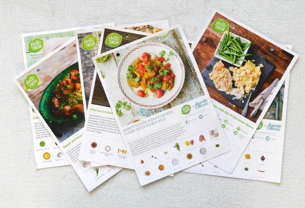 Can HelloFresh food boxes cater for fussy families""