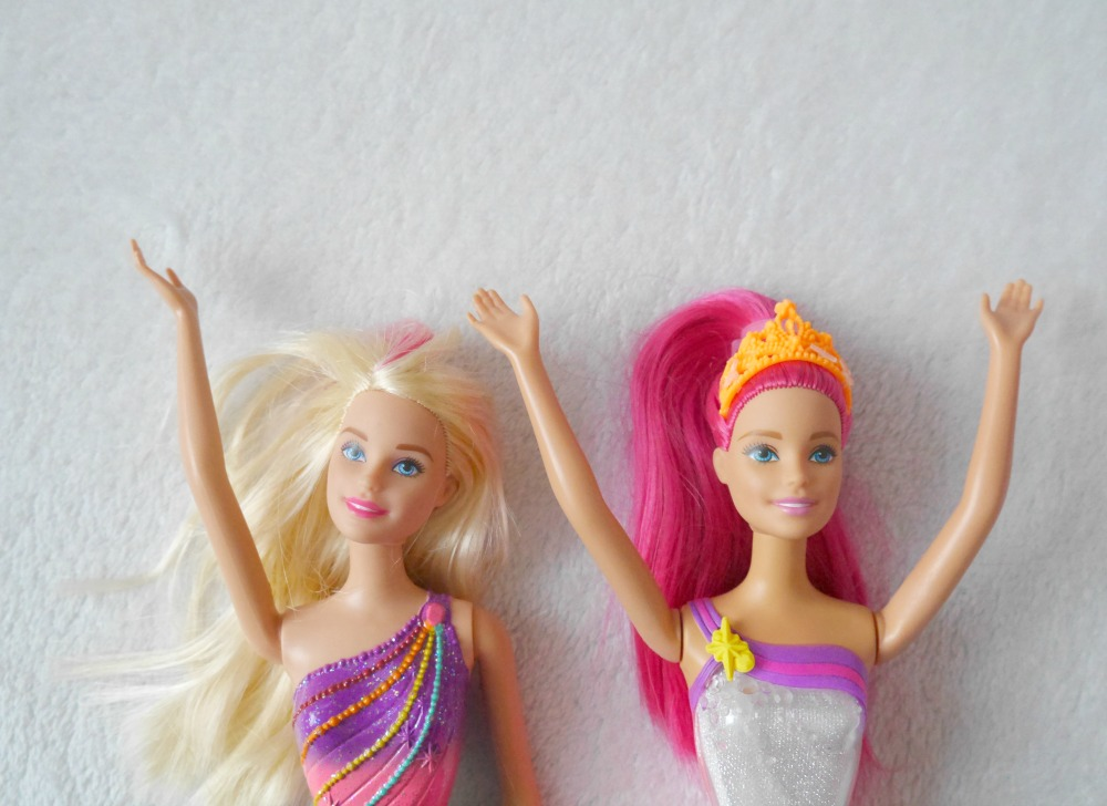 Barbie Dreamtopia review - Barbie dolls