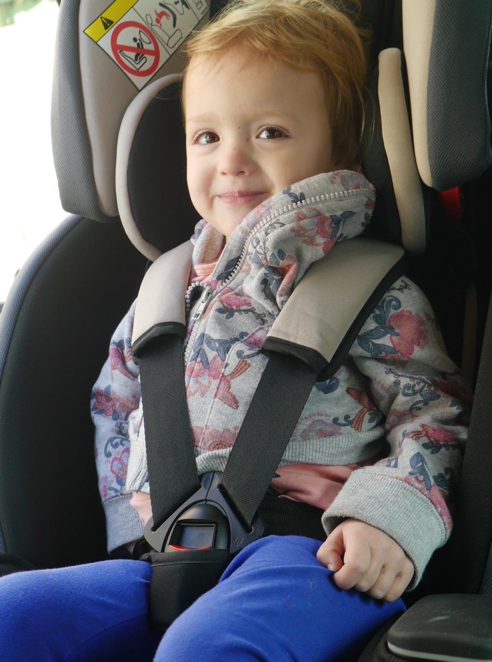 Graco Milestone Review 3 In 1 Convertible Car Seat