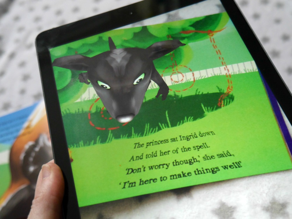 Interactive iPad books for children - My Kingdom
