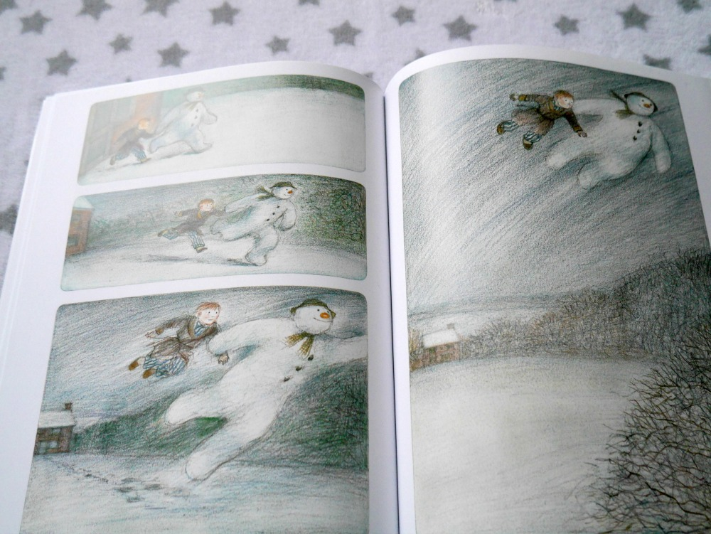 The Snowman - classic children's christmas book