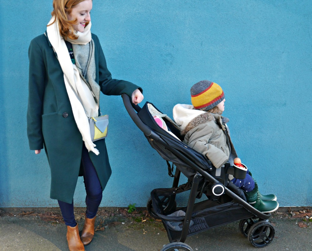 Graco modes three Lite Trio review of the Graco buggy